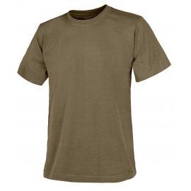 T-shirt Helikon cotton coyote