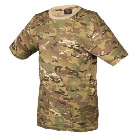 t-shirt Mil-Tec Tarn multicam