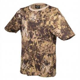 t-shirt Mil-Tec Tarn mandra tan