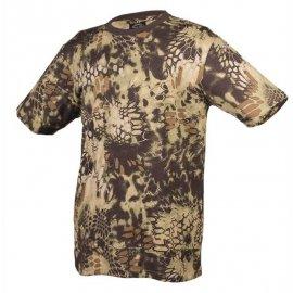 t-shirt Mil-Tec Tarn mandra wood