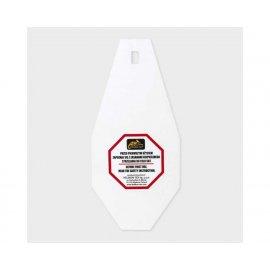 płyta Helikon SRT Mini ALPHA Target - Hardox 600 Steel - Biały