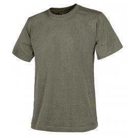 T-shirt Helikon cotton adaptive green