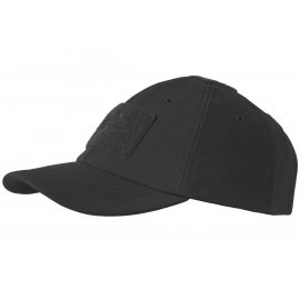 czapka Helikon Tactical Baseball Winter Cap Shark Skin czarna