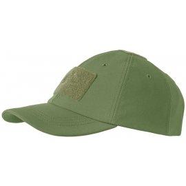 czapka Helikon Tactical Baseball Winter Cap Shark Skin olive green