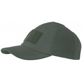 czapka Helikon Tactical Baseball Winter Cap Shark Skin jungle green