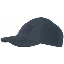 czapka Helikon Tactical Baseball Winter Cap Shark Skin navy blue