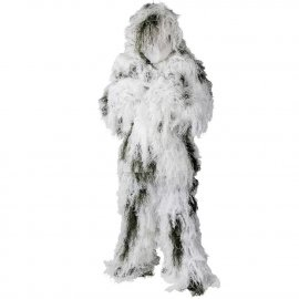 komplet maskujący Helikon GHILLIE SUIT - snow camo