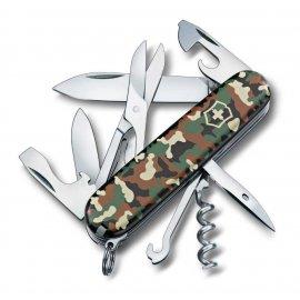 Scyzoryk Victorinox Climber, Camouflage, Celidor, 91mm