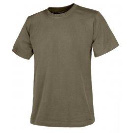 T-shirt Helikon cotton olive green