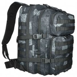 Plecak BRANDIT US Cooper Large Night Camo 40L