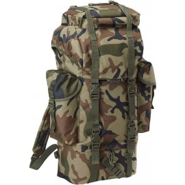 Plecak Turystyczny BRANDIT Combat Woodland 65L