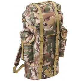Plecak Turystyczny BRANDIT Combat Tactical Camo 65L