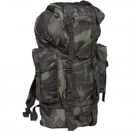 Plecak Turystyczny BRANDIT Combat Darkcamo 65L