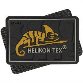 naszywka emblemat logo Helikon-Tex czarna