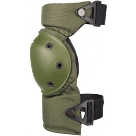 Nakolanniki Alta CONTOUR Knee Protectors - AltaLok olive green