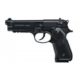 wiatrówka - pistolet BERETTA M92A1 METAL