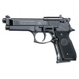 wiatrówka - pistolet BERETTA M92FS BLACK