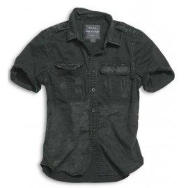 Koszula SURPLUS RAW VINTAGE SHIRT - Black