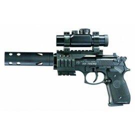 wiatrówka - pistolet BERETTA M92 FS XX-TREME