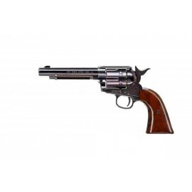 wiatrówka - rewolwer COLT SINGLE ACTION ARMY 45 PEACEMAKER BLUED 5,5
