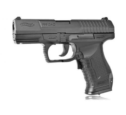 Pistolet ASG Walther P99 DAO elektryczny 2.5715 4000844442833