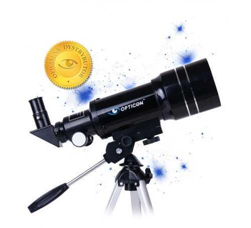Teleskop OPTICON Apollo 70F300AZ 70F300AZ 5902543852021