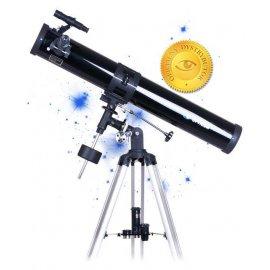 Teleskop OPTICON Zodiac 76F900EQ