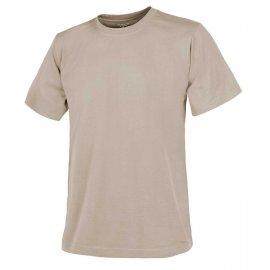 T-shirt Helikon cotton khaki
