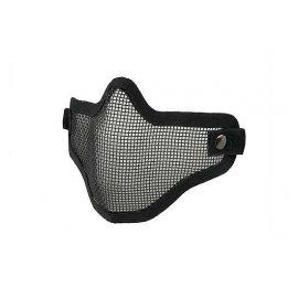 Maska Ultimate Tactical typu Stalker - czarna