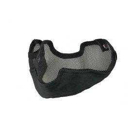 Maska Ultimate Tactical typu Stalker V3 - czarna