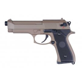 Pistolet AEG Cyma CM126 Tan